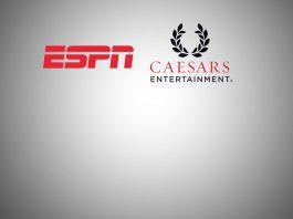 Walt Disney,ESPN,ESPN Partnerships,Caesars Entertainment,ESPN Live Score