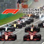 Formula 1,Formula one,Formula 1 Partnerships,Designer Parfums,Designer Parfums Partnerships