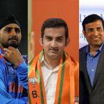 Gambhir gets support from Laxman, Harbhajan in pamphlet row
