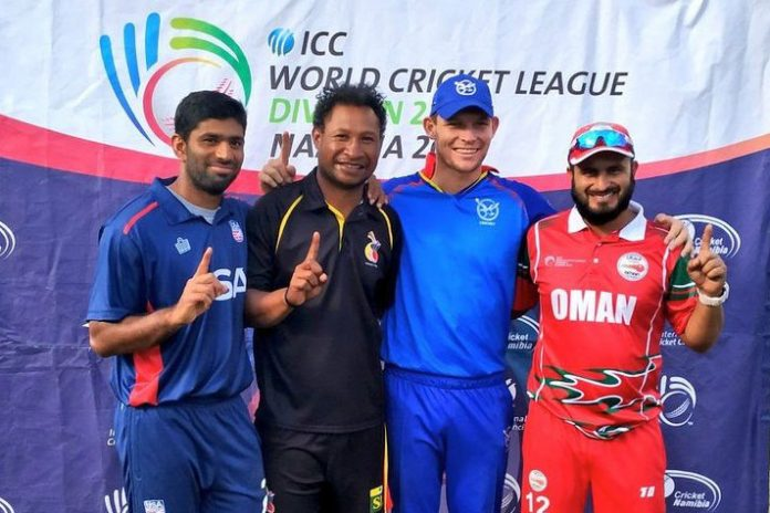 ICC Men's World Cup League 2 Series to offer three places for World Cup 2023