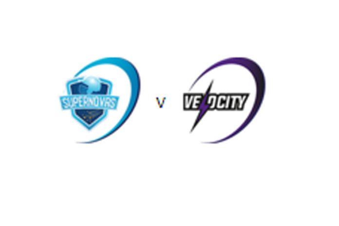 Women's T20 Challenge,SUPERNOVAS,VELOCITY,SUPERNOVAS VS VELOCITY Live,Watch SUPERNOVAS VS VELOCITY Live