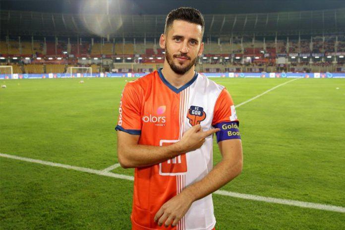 Corominas returns to FC Goa for 3rd season