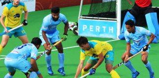 Indian men's hockey team,Indian hockey team,Hockey India,Perth Hockey Stadium,India Australia Hockey Tour 2019