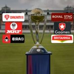 ICC World Cup 2019,ICC Cricket World Cup 2019,ICC World Cup,ICC World Cup 2019 Sponsorships,ICC World Cup 2019 media rights