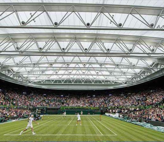 Wimbledon,All England Lawn Tennis club,AELTC,Wimbledon No 1 court,All England Lawn Tennis