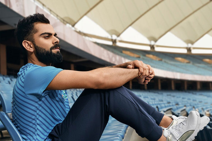 Kohli Leaves For World Cup With This Collector S Edition One8