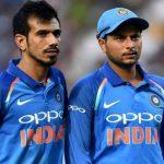 Kuldeep getting back form is good for India: Kuldeep