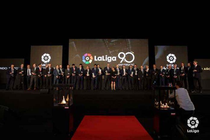 LaLiga,LaLiga Clubs,LaLiga president,Javier Tebas,LaLiga football history
