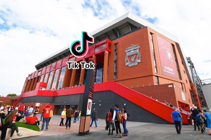 Livepoll FC behind the scenes and other curated content to go on TikTok