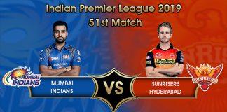 IPL 2019,IPL 2019 Live,MI vs SRH Live,Mumbai Indians vs SunRisers Hyderabad Live,Watch MI vs SRH Live