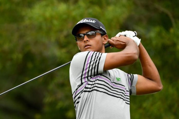 Madappa tied 13 in tough conditions, Gangjee makes cut
