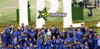 IPL 2019,IPL 2019 Final,Mumbai Indians,Chennai Super Kings,Hotstar