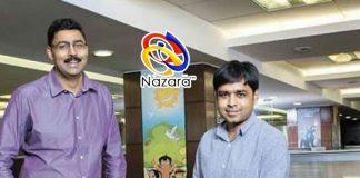 Nazara Technologies,Nazara investments,Bakbuck,Bakbuck Investments,Social contesting platform