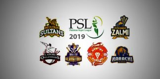 PSL 2019,PCB,Pakistan Cricket Board,Pakistan Super League,Pakistan Super League Season 4