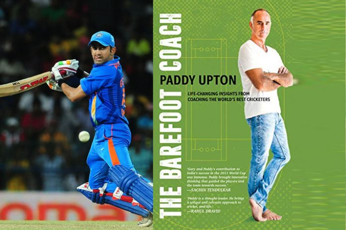 Paddy Upton's book reveals mental side of cricket stars