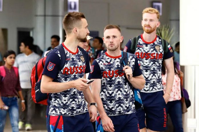 Poland, Russia arrive for the FIH Men's Series Finals 2019