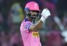 Rahane re-appointed Royals captain following Smith's departure