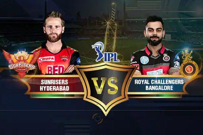 IPL 2019,IPL 2019 Live,RCB vs SRH Live,Royal Challengers Bangalore vs SunRisers Hyderabad Live,Watch RCB vs SRH Live