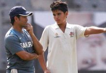 Sachin passes dad's message of not taking short-cuts to son