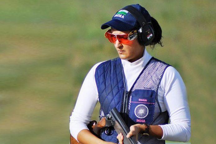 Shagun best placed Indian in Women's Trap at Changwon Shotgun WC