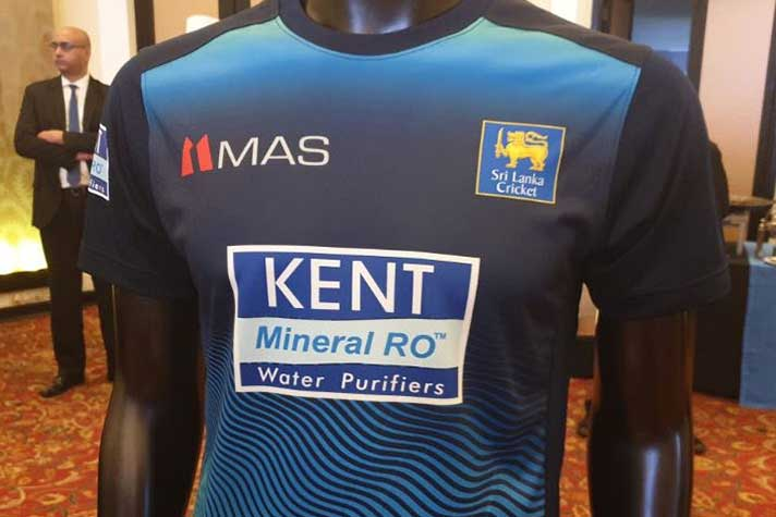 9aedc35d0 Sri Lanka s eco-friendly World Cup jersey carries a message to keep oceans  clean!
