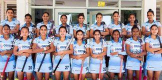 Hockey India,Indian women's hockey team,Indian hockey team,FIH Women's Series Finals,FIH