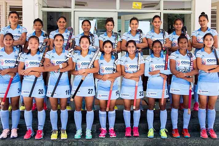 Hockey India Names 18 Member Women S Team For South Korea Tour