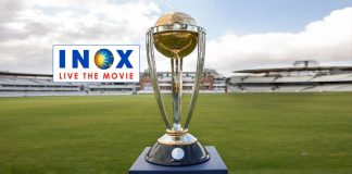 This multiplex chain will run India's World Cup games LIVE