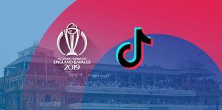 ICC World Cup 2019,ICC World Cup 2019 Live,TikTok Cricket campaign,TikTok Cricket World Cup challenge,ICC Men's Cricket World Cup 2019