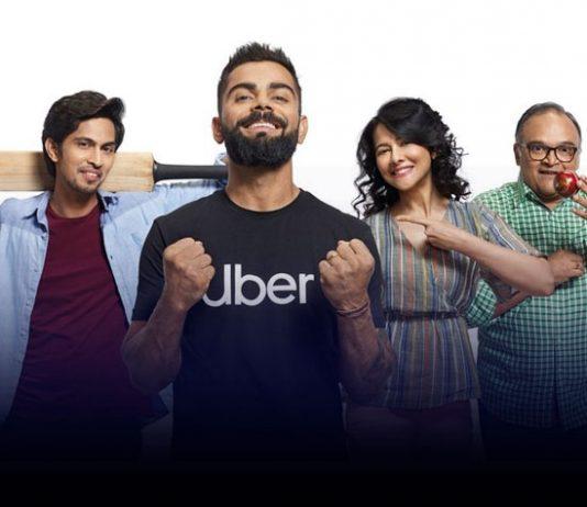 Uber,Uber brand ambassador,ICC Men's Cricket World Cup 2019,ICC Men's Cricket World Cup 2019 Sponsorships,ICC World Cup 2019