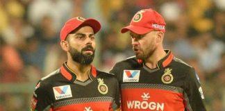 Royal Challengers Bangalore,RCB,IPL 2019,Virat Kohli,AB de Villiers