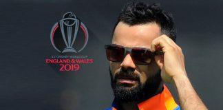 ICC Cricket World Cup 2019,ICC World Cup 2019,Virat Kohli,Virat Kohli Scorecard,Virat Kohli World Cup performance