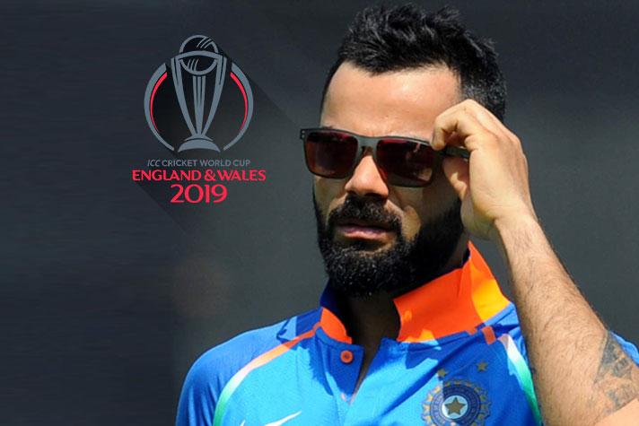 Icc Cricket World Cup 2019 Virat Kohli S Profile Insidesport