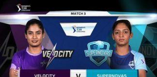 Women's T20 Challenge,Supernova,Velocity,Supernova vs Velocity Highlight,Watch Supernova vs Velocity Highlight