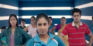 Mithali Raj on brand duty wishes Team India with an anthem