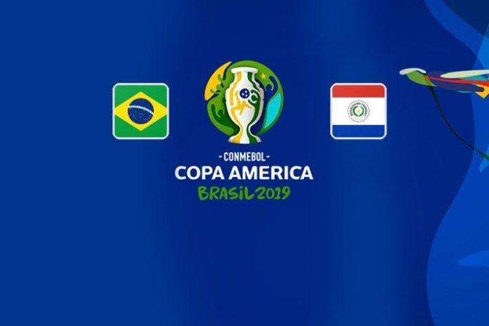 Copa America 2019,Copa America 2019 Quarter final,Copa America 2019 Quarter final Live,Brazil vs Paraguay Live,Watch Brazil vs Paraguay Live streaming