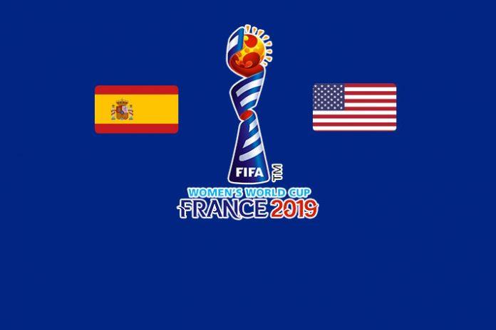FIFA Women's World Cup 2019,FIFA Women's World Cup 2019 Live,FIFA Women's World Cup Live,Spain vs United States Live,Watch Spain vs United States Live