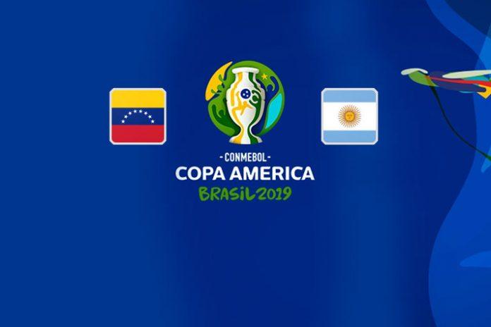 Copa America 2019,Copa America 2019 Quarter final,Copa America 2019 Quarter final Live,Venezuela vs Argentina Live,Watch Venezuela vs Argentina Live streaming