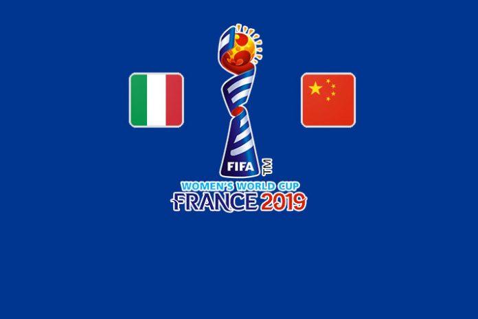 FIFA Women's World Cup 2019,FIFA Women's World Cup 2019 Live,FIFA Women's World Cup Live,Italy vs China Live,Watch Italy vs China Live