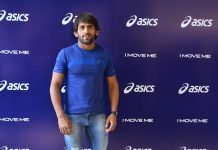 Bajrang Punia,ASICS,Indian Wrestling,Asics athletes list,Sports Business News India