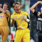 ICC World Cup 2019,ICC Cricket World Cup 2019,ICC World Cup,ICC World Cup Top bowlers,ICC World Cup Top bowling figures