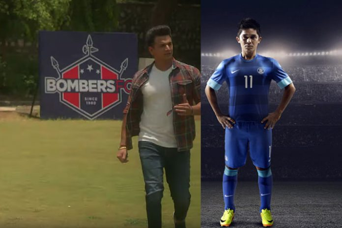 Chhetri to feature in web series on football