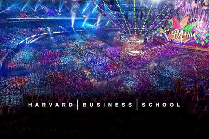 WWE,Anita Elberse,Anita Elberse course,Harvard Business School,Sports Business News