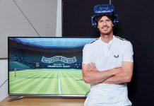 American Express,American Express Brand Ambassador,Andy Murray,Andy Murray Partnerships,All England Lawn Tennis Club