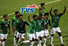 TVS Motor,TVS Motor Sponsorships,Bangladesh Football Federation,Bangladesh Football Team,Bangladesh Football Federation Sponsorships