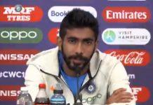 Bumrah on absence of Shikhar Dhawan and his bowling partner Bhuneshwar Kumar