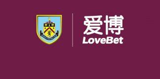Burnley Football Club,Burnley FC,LoveBet,Burnley FC Sponsorships,Burnley FC shirt sponsorship