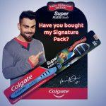 Colgate,Colgate India,Virat Kohli,Virat Kohli Signature Series,Colgate toothbrushes