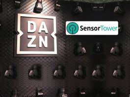 DAZN records 950% year on year revenue growth