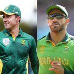 ICC World Cup 2019,ICC Cricket World Cup 2019,ICC Cricket World Cup,Faf du Plessis,AB de Villiers